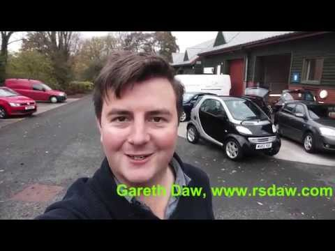 Original Smart Car City Pulse Review and Drive