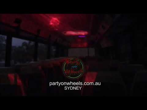 Party Bus Sydney | Party On Wheels | Partyonwheels.com.au