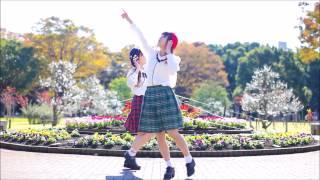 【MIRROR】【マリスと柚姫】drop pop candy【踊ってみた】