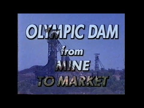 From the Archives: Olympic Dam, from mine to market (1995)
