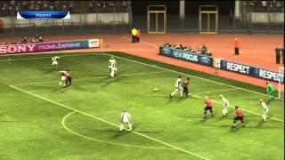 Lille OSC - FC Copenhague [PES 2012] | UEFA Champions League (Barrage Retour) | CPU Vs. CPU