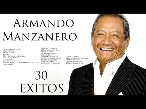 Armando Manzanero Exitos - 30 Grandes Exitos Mix