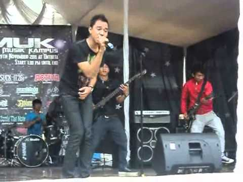 CoffeeStereo - Rock Bergema (Roxx Cover) Live