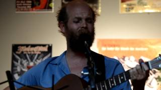 """Bonnie 'Prince' Billy- """"Riding"""" live @ Rocket Records in Tacoma, Wa 6/11/2012"""