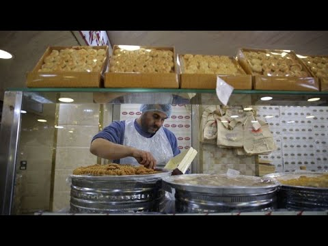 Sweet smell of success for Syrian refugee in Jordan