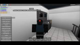 SCP-012 and Storage| SCP Area 14| Roblox