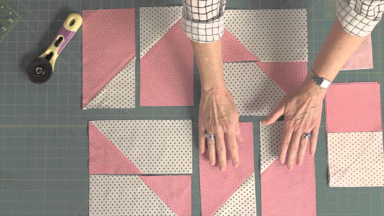 What's The Three Bee's of Quilting? Build Basic Blocks! From S To
