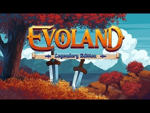 Evoland Legendary Edition ★ GamePlay ★ Ultra Settings |