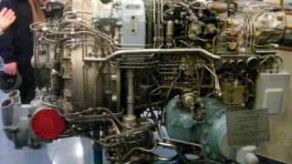 Танковый газотурбинный двигатель ГТД-1250