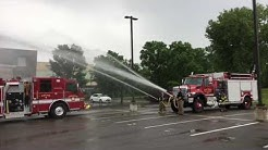 Andover Ks Engine 16 wet down ceremony
