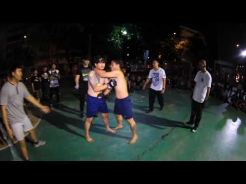 Fight Club Thailand. มาด x แบงค์ 73