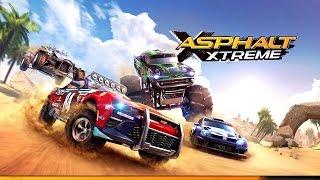 Asphalt Xtreme, gameplay en español