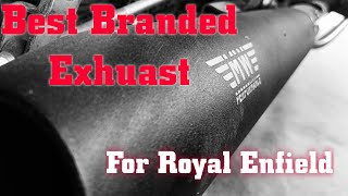 Branded Silencer for Royal Enfield Bikes