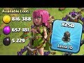 MAX WALLS (again) | TH9 Farming | Clash of Clans