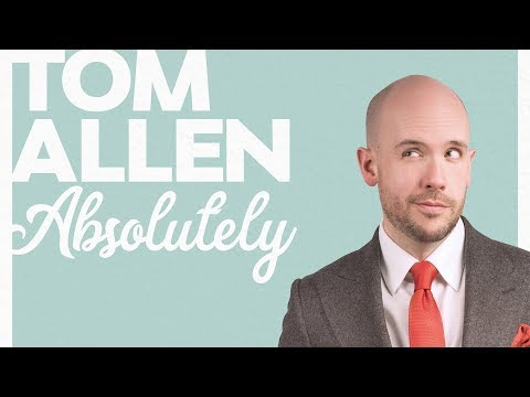 Get To Know The Hilarious Gay Comedian Tom Allen In This Exclusive GCN Video