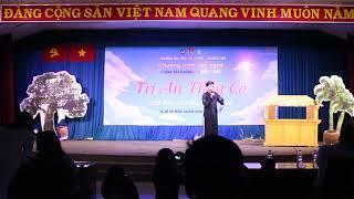 ÂN SƯ VĨNH KÝ - CỤM CLC_TÀI CHÍNH DOANH NGHIỆP & BẢO HIỂM ĐẦU TƯ - UFM (8/10/2018)