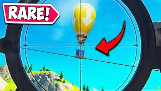 *1 IN A MILLION* SUPPLY DROP CHANCE!! - Fortnite Funny Fails and WTF Moments! #855