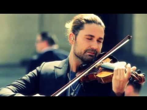 David Garrett - Stop Crying Your Heart Out