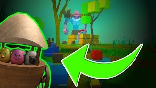 BOSS BATTLE FOR THE QUESTING EGGVENTURER (ROBLOX Egg Hunt 2019)