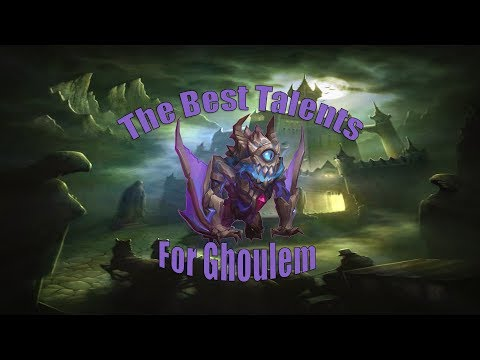 The Best Talents For Ghoulem