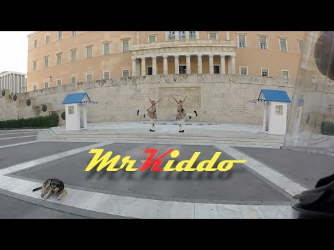 Athens Tour - Welcome to Greece! Ep1