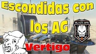 Blackops 2 | Escondidillas con los AG en Vertigo Ep. 7