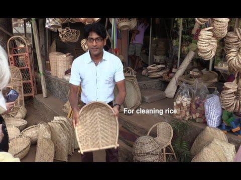 Cottage Industries and Markets in Sri Lanka (Ceylon)