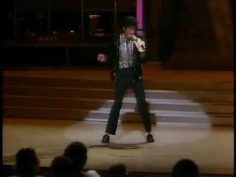 Optreden Michael Jackson - Billie Jean