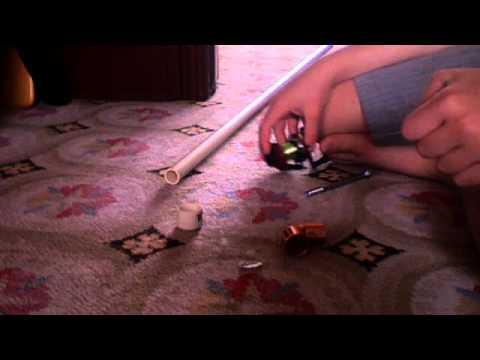 Sabkiki Rod Homemade How To Part 1 Youtube