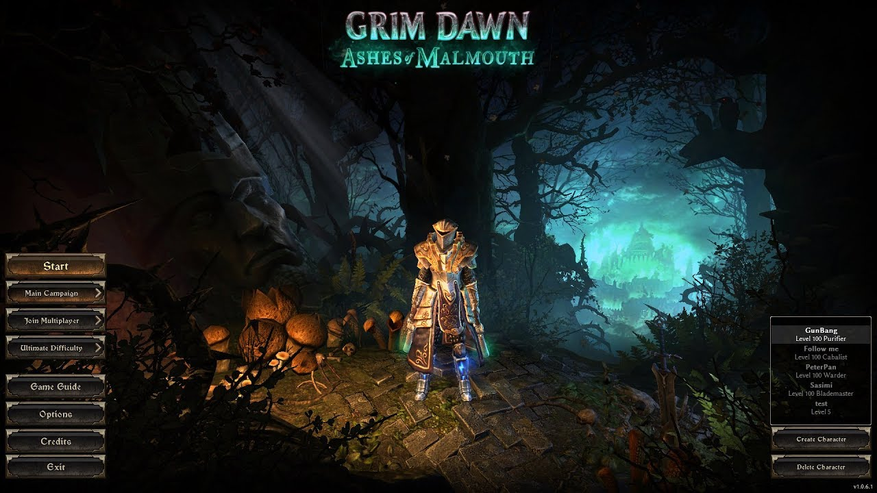 grim dawn inquisitor build
