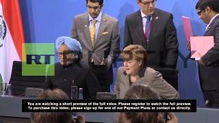 Germany: Germany and India sign six new pacts in Berlin
