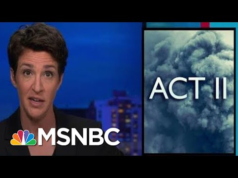 U.S. Still Burdened By Trump Admin Failure To Make A Testing Plan | Rachel Maddow | MSNBC