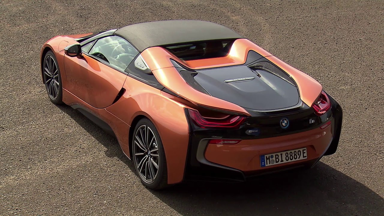 Bmw I8 Roadster 2019 First Look With Steve Hammes Testdrivenow
