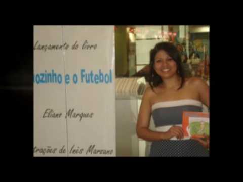 """Livro """"Joãozinho eo futebol""""Escrito por Eliane Mar..."""