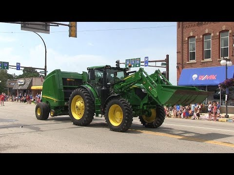 4th of July Parade in Cannon Falls (2018)