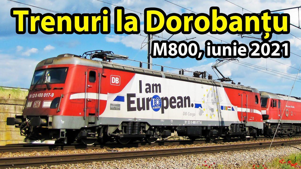 Trenuri/Trains/Züge in Dobrogea/Dobruja/Dobrudscha