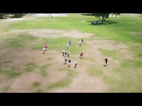 Bayou Boys Training 19th May 2018 - Bendwood Park - 4