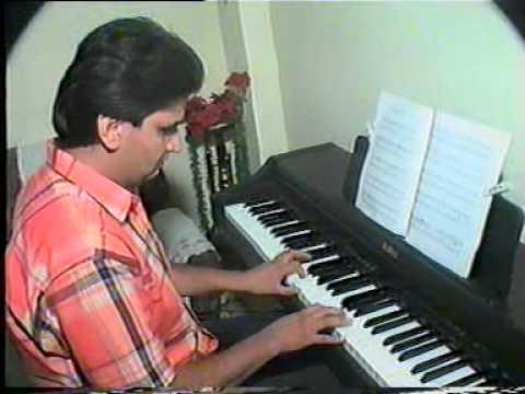 Ajeeb Dastan Hai Yeh On Piano Rajeev Kumars Music Academy In