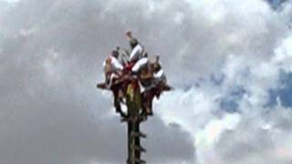 Los Voladores de Pamplanta (The Flying Men of Veracruz) Part 1