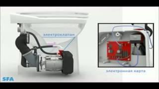 видео Канализационная установка насосная: Grundfos Solofit и Sfa
