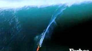 Surfer Ken Bradshaw Chats w/ Jim Clash About His 85-ft. Wave