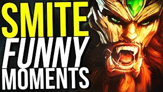 IS NEW SMITE GOOD? (Smite Funny Moments)