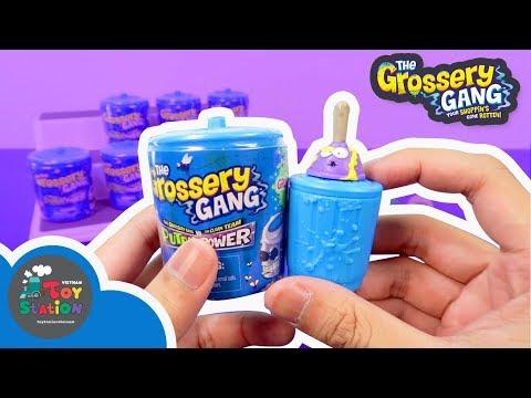 Grossery Gang 3, Putrid Power ToyStation Halloween - 119