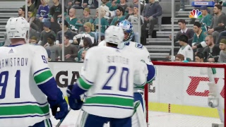 NHL 18 PlayStation Pro Review Gameplay and Share Play