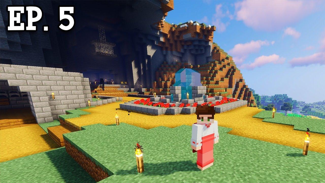 Building A Stunning Base! | Minecraft Monday: Episode 5