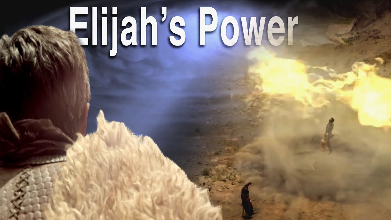 Before The Second Coming of Christ, Elijah's POWER Returns!