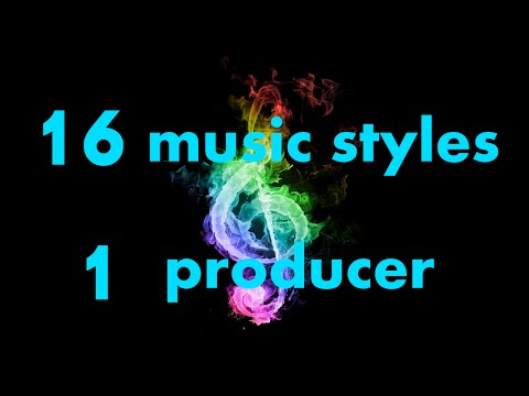 16 Music Styles, 1 Producer (Demo Reel)