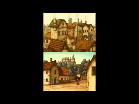 Professor Layton and the Curious Village Walkthrough Part 1: Chapter 1
