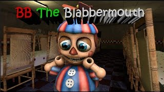 [SFM] FNAF - BB The Blabbermouth!