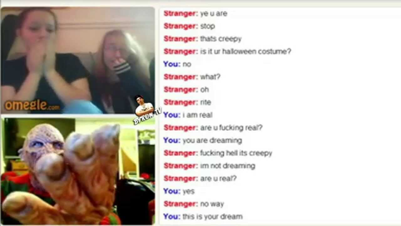 omegle cam chat random